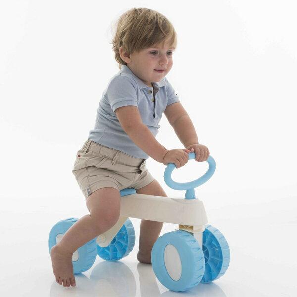 【麗嬰房】法國babytolove寶寶滑步車-藍色(1-3Y)
