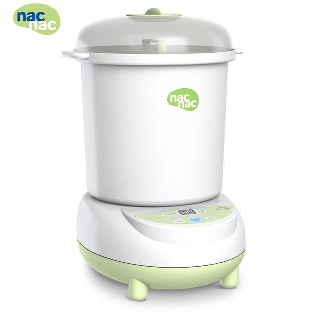 【nac nac】微電腦消毒烘乾鍋(UB0022)奶瓶消毒-米菲寶貝
