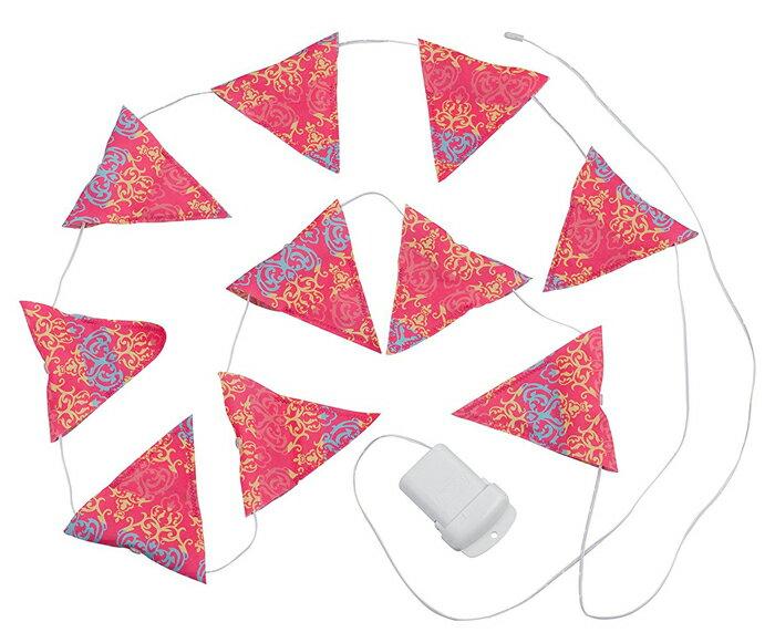 【鄉野情戶外用品店】 Coleman |美國| LED三角串燈/露營三角旗 帳篷燈 裝飾燈/CM-22289M000