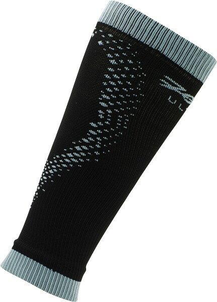 【7號公園自行車】ZOOT 運動型肌能壓縮腿套(黑)