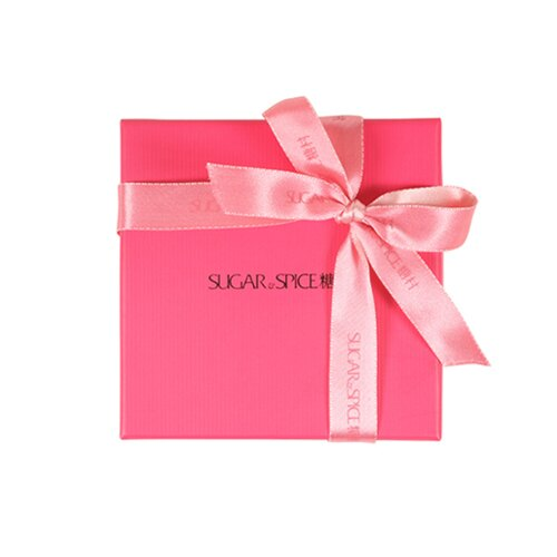 【糖村SUGAR & SPICE】R01 浪漫玫瑰桃禮盒-法式牛軋糖 (綜合糖果禮盒)