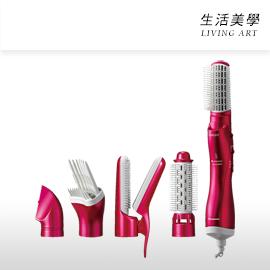 嘉頓國際 日本進口 Panasonic【EH-KN99】奈米水離子 多功能整髮 溫冷交替 刷頭交換 保溼 抑制靜電 整髮器 EH-KN97 新款