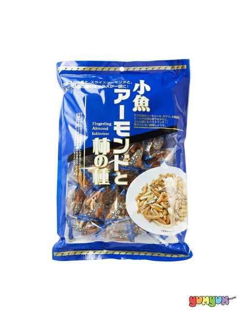 藍鑽杏仁小魚