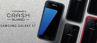 Evolutive 犀牛盾防摔邊框手機殼 - Samsung Galaxy S7 耐衝擊邊框殼