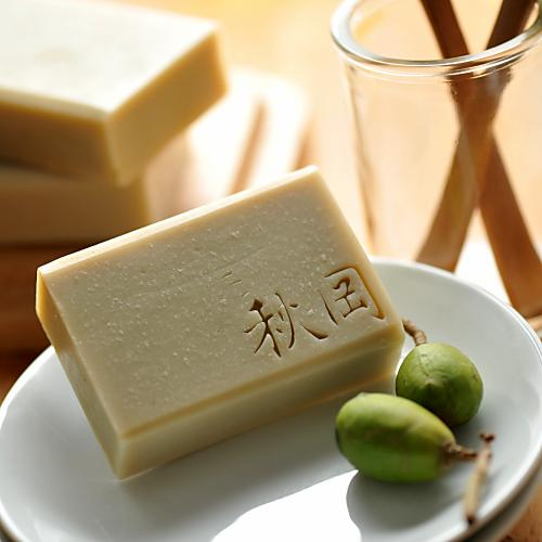 ❧ 艾草淨身皂 ❧
