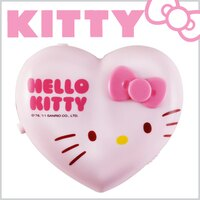 電暖器推薦Hello Kitty 電子式暖爐 / 暖暖蛋 KT-Q01 【粉紅限定版】KT-Q01P(不含電池) 免運