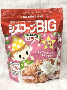 日清BIG每朝草莓玉米脆片200g包