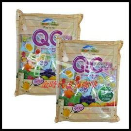 【博能生機】QC水果軟糖 Natural Vit C Jelly(字母型/輕巧包) 260g/包 2包