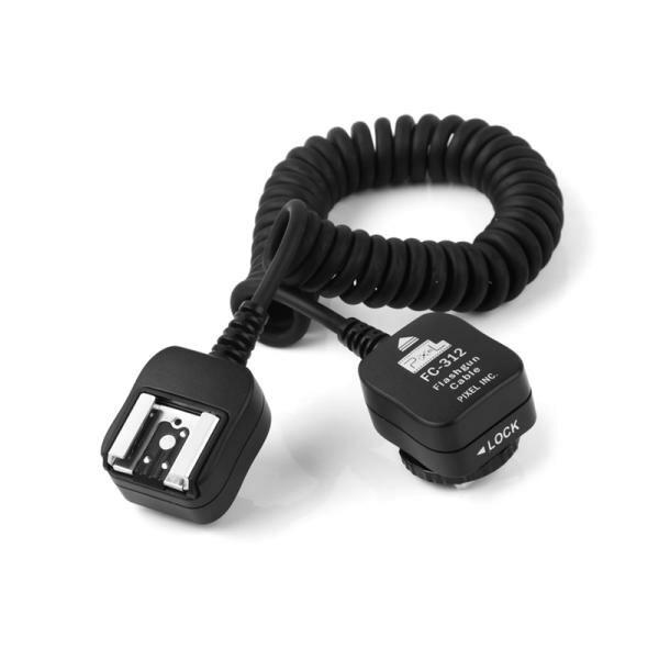 PIXEL 閃光燈離機連接線 FC-312/S for Nikon FC312 含稅免運費