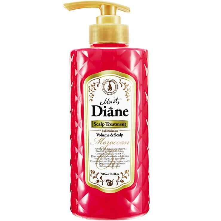 黛絲恩 摩洛哥油頭皮養護豐盈潤髮乳 500ml