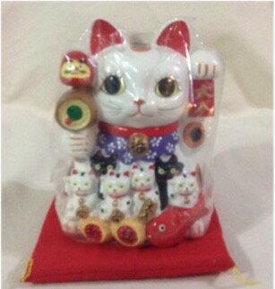 【安妮的東京時尚便利屋】開運進寶-親子招財貓儲金箱