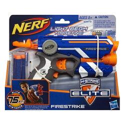 NERF夜襲者紅外線衝鋒槍【愛買】