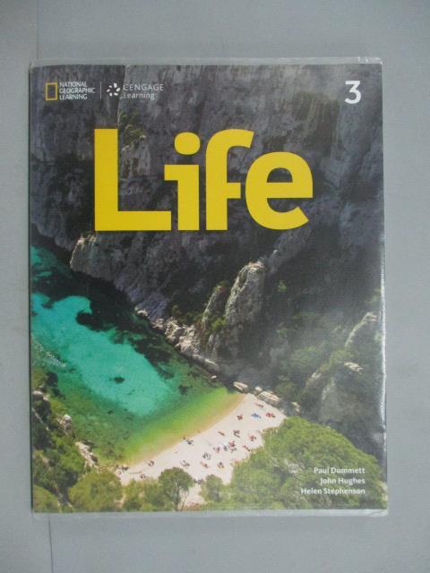 ~書寶 書T4/語言學習_ZJY~Life 3: Student Book_Paul Du