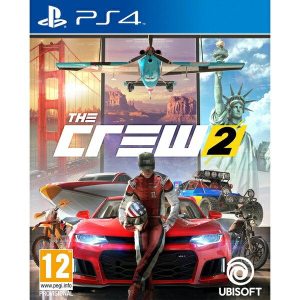 預購中6月29日發售中文版[輔導級]PS4飆酷車神2