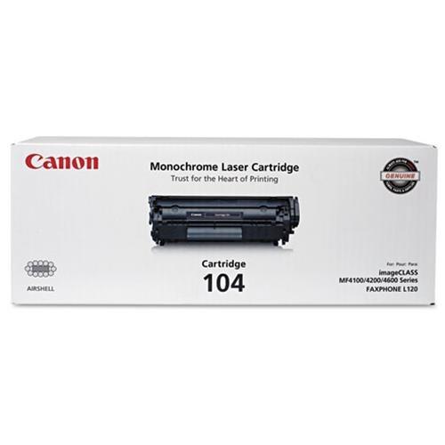 Canon Toner Cartridge 104 - Black 2