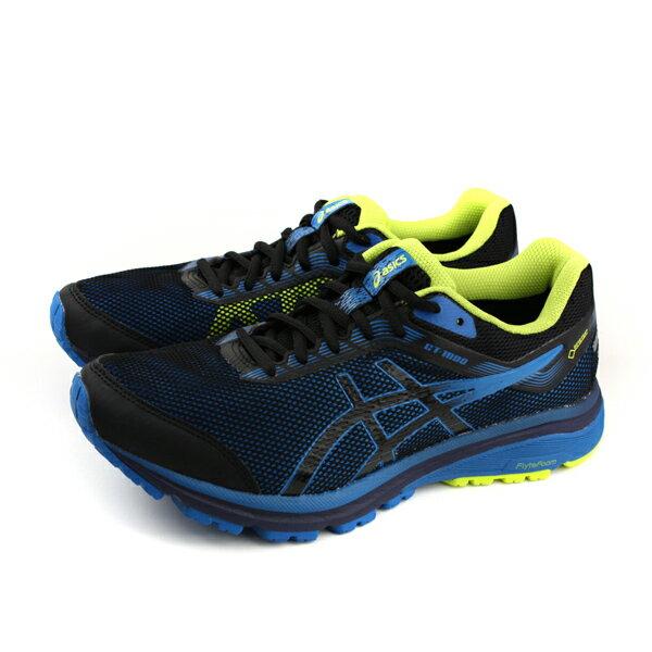 亞瑟士ASICSGT-10007G-TXGORE-TEX運動鞋藍色男鞋1011A037-001no347