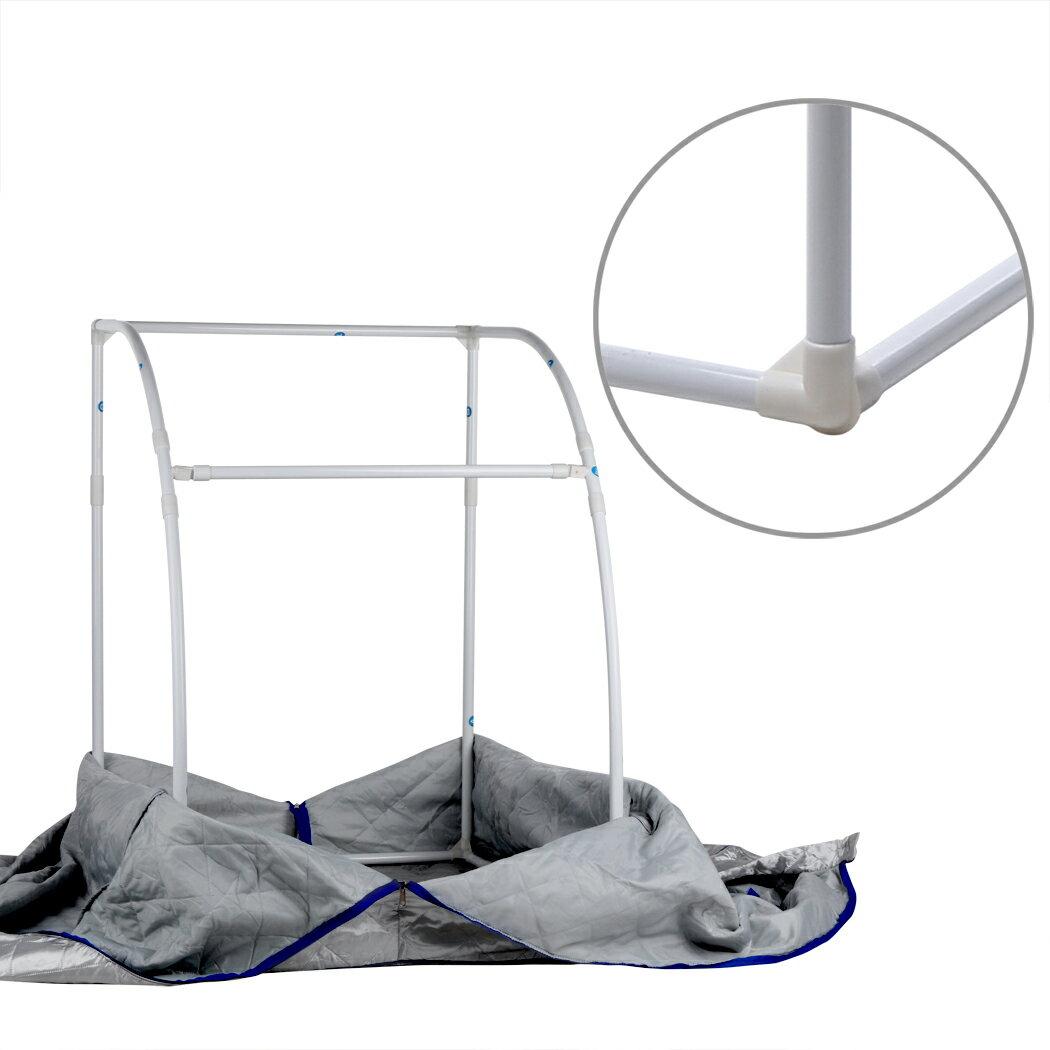 Portable Steam Sauna SPA Therapeutic Slim Weight Loss Indoor Health Care 4