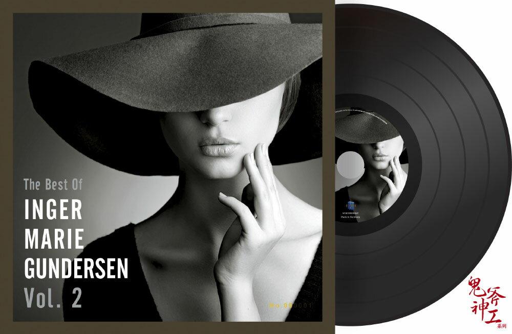 英格.瑪麗岡德森最精選2 The Best Of Inger Marie Gundersen Vol. 2 (Vinyl LP) 1
