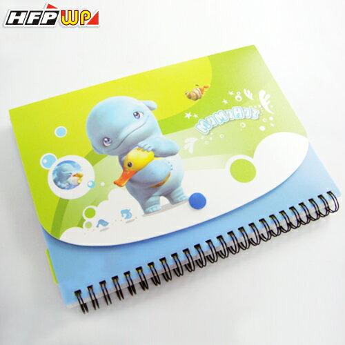 HFPWP MuMu 100張80磅內頁.附索引尺.限量商品.-筆記本 (A6) 設計師精品 環保材質 台灣製 MUNA6 / 本