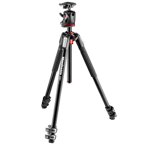 ◎相機專家◎ManfrottoMK190XPRO3-BHQ2套組(MHXPRO-BHQ2)送腳架袋正成公司貨