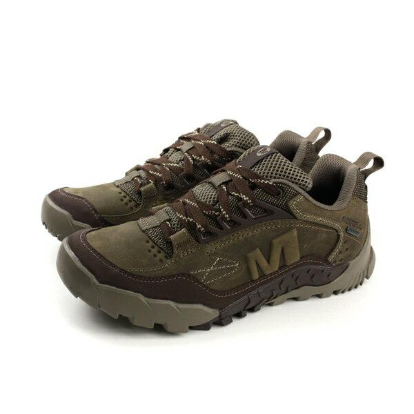 HUMAN PEACE:MERRELLANNEXTRAKGTXGORE-TEX防水運動鞋健行咖啡色男鞋ML91795no864