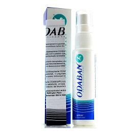 ODABAN 優得 止汗除臭噴霧劑 英國進口 公司貨中文