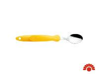銀髮族餐具推薦到【銀元氣屋】銀髮族專用 日本進口  握柄可變形餐具-湯匙S就在銀元氣屋推薦銀髮族餐具