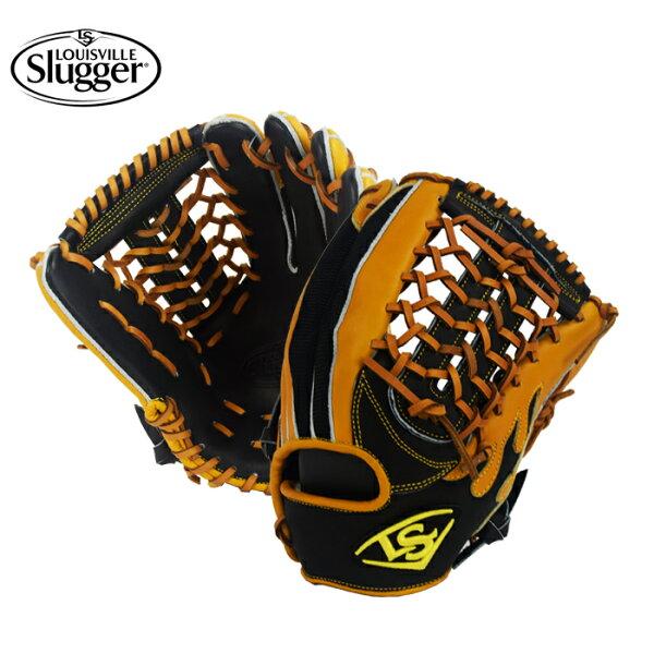 棒球世界LouisvilleSluggerAIR系列棒壘手套LB17041N02(交叉T網)特價