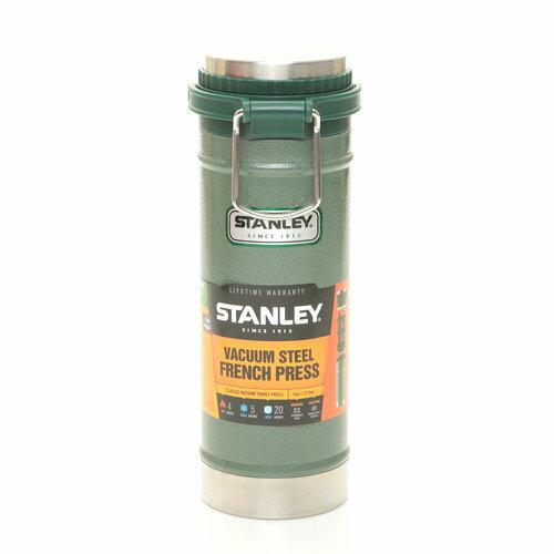 【【蘋果戶外】】Stanley 1001855 經典保溫咖啡壓濾杯組 保溫杯 咖啡杯 0.47L