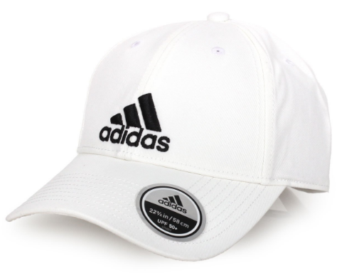 【毒】adidas 6P CAP COTTON 經典三線 硬挺 白色 老帽 S98150