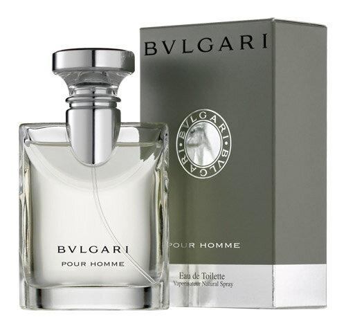 【BVLGARI 寶格麗】大吉嶺男性淡香水50ml