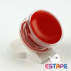 王佳膠帶 ESTAPE 易撕貼膠台ZHZc0 紅頂白座 / 個