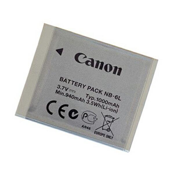 CANON NB-6L 原廠電池 IXUS 25/85/95/SD770 IS /D10/S90 【ACAAA3】