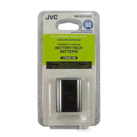 樂達數位:JVCBN-VG114原廠電池MG750HM550HD620HD500MG750MS230【AJVAA3】