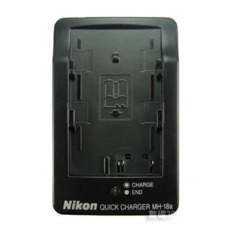 Nikon MH-18a 原廠充電器 EN-EL3e 原廠電池專用 【ANIAB2】