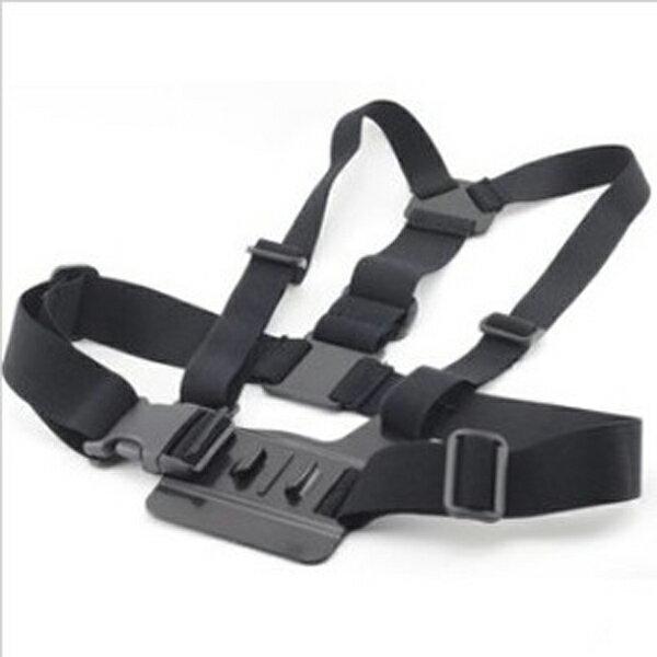 GoPro Hero2 3 3+ 4 副廠 穿戴式 胸帶 胸前固定 肩帶配件 【BGPA26】