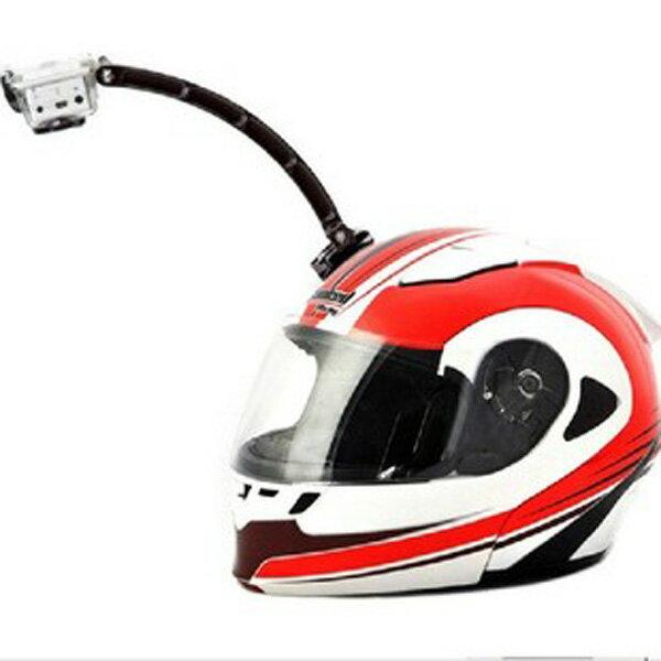 GOPRO Hero2 3 3+ 4 副廠 安全帽延長桿 頭盔延長臂 【BGPA79】