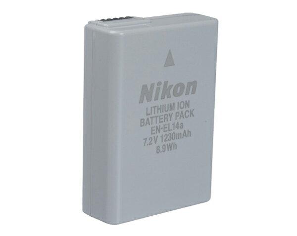 Nikon EN~EL14a ENEL14a 高容量 電池 ~ANIA29~
