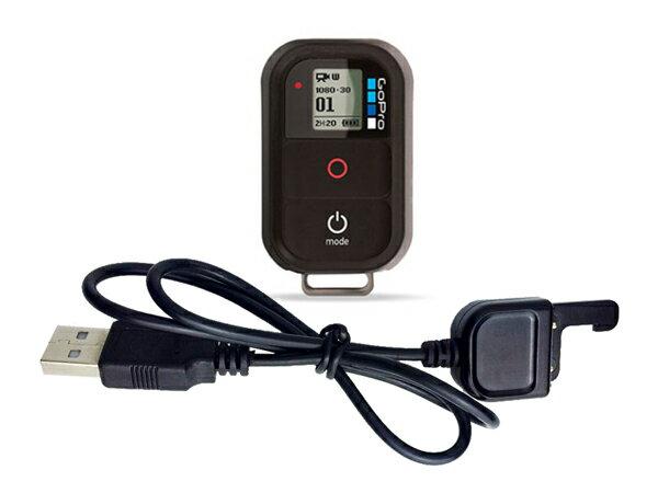 樂達數位:GOPROHero33+4Remot無線遙控器充電線【BGPBB3】
