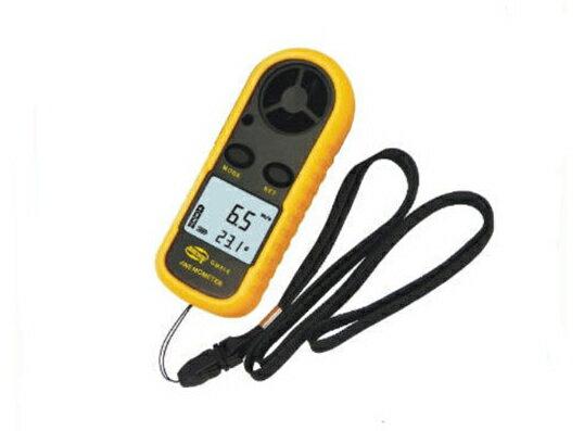 GM816 掌上型 風速計 風速儀 溫度計 風力發電 氣象觀測儀器 附電池 【MICAB8】