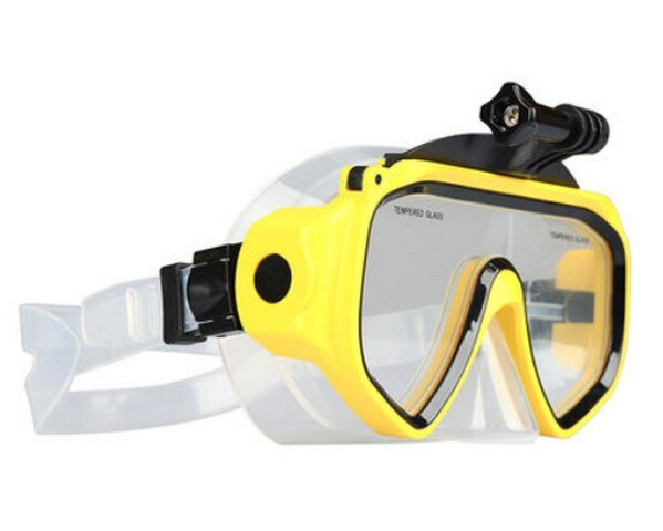 GoPro hero 2 3 3 4 SJ4000 浮潛 潛水面鏡 ~BGPB6B~