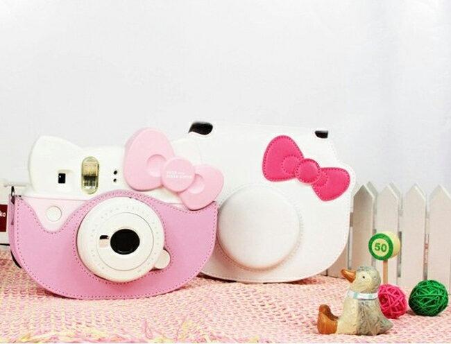 富士 Fujifilm Instax Mini Hello Kitty 拍立得 專用 皮套 【DIMA99】