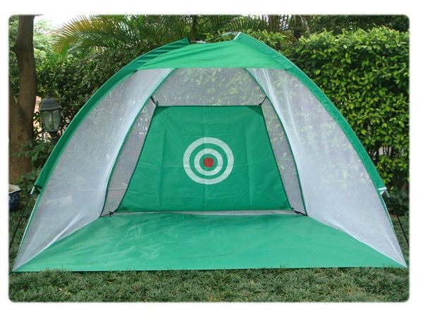 2公尺中型 高爾夫球揮桿練習網 揮杆擊球網 棒球壘球練習網 室內練習網
