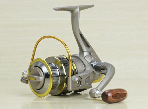 樂達數位 GS3000 漁輪 捲線器 魚池釣溪釣河釣湖釣甩竿