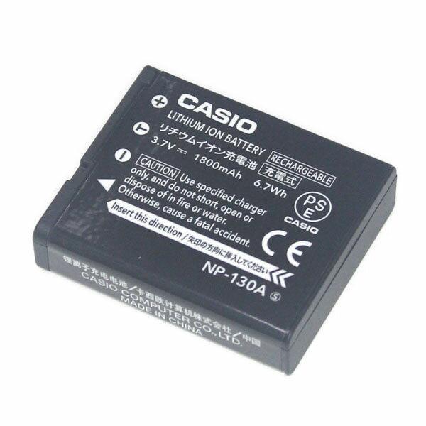 樂達數位 CASIO 卡西歐 NP-130A NP130A 原廠電池 (與 NP-130 NP130 通用)