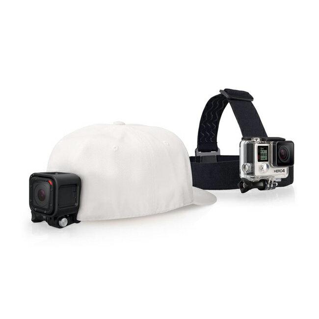 樂達數位 GoPro 原廠 快拆頭部綁帶 ACHOM-001