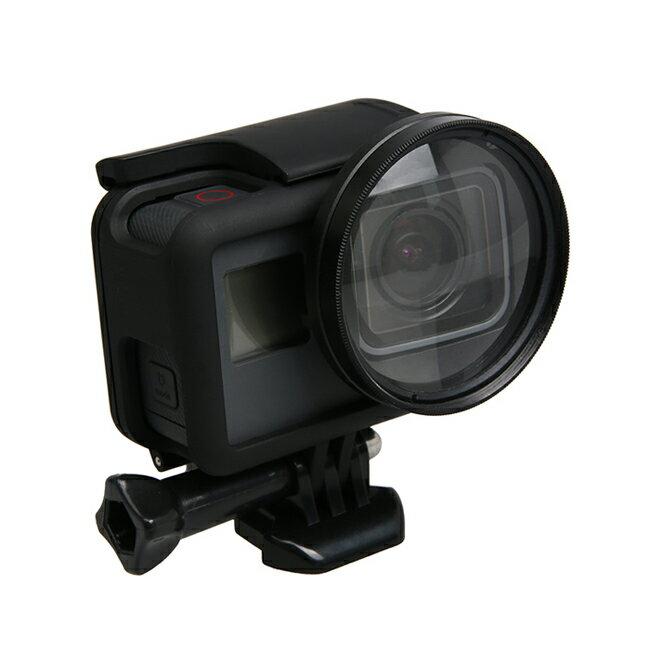 副廠 GOPRO HERO5 HERO6 HERO7 Black 10倍放大鏡 微距鏡 送52mm轉接環 20661