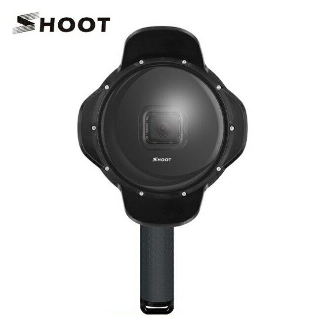 副廠 GOPRO HERO5 Black / Hero6 Black 蓮花魚眼潛水鏡頭罩 20664