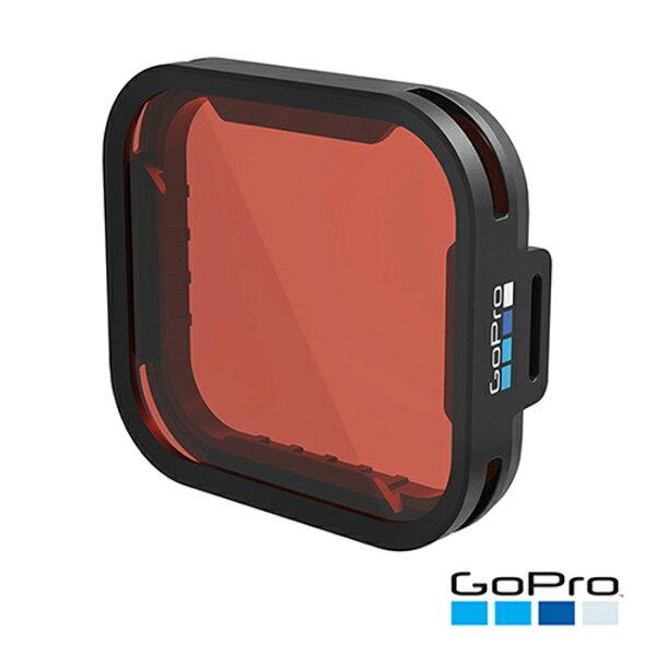 樂達數位:原廠GOPROHERO5Black紅色潛水攝影濾鏡60米殼適用20675