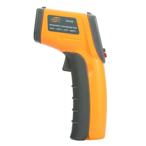樂達數位:GS320紅外線測溫槍紅外線溫度計溫度槍電子溫度計20723